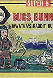Hiawatha's Rabbit Hunt Poster