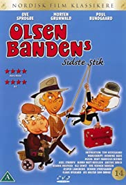 Olsen Bandens sidste stik (1998) Poster - Movie Forum, Cast, Reviews