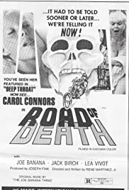 Road of Death Poster