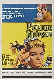 Police Nurse Poster
