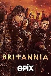 Britannia - Season 1 (2018) poster