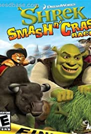 Shrek: Smash n' Crash Racing Poster
