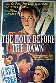 The Hour Before the Dawn Poster