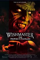 Image of Wishmaster 4: The Prophecy Fulfilled
