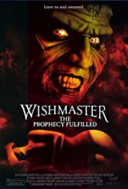 Wishmaster 4: The Prophecy Fulfilled(2002) Poster - Movie Forum, Cast, Reviews