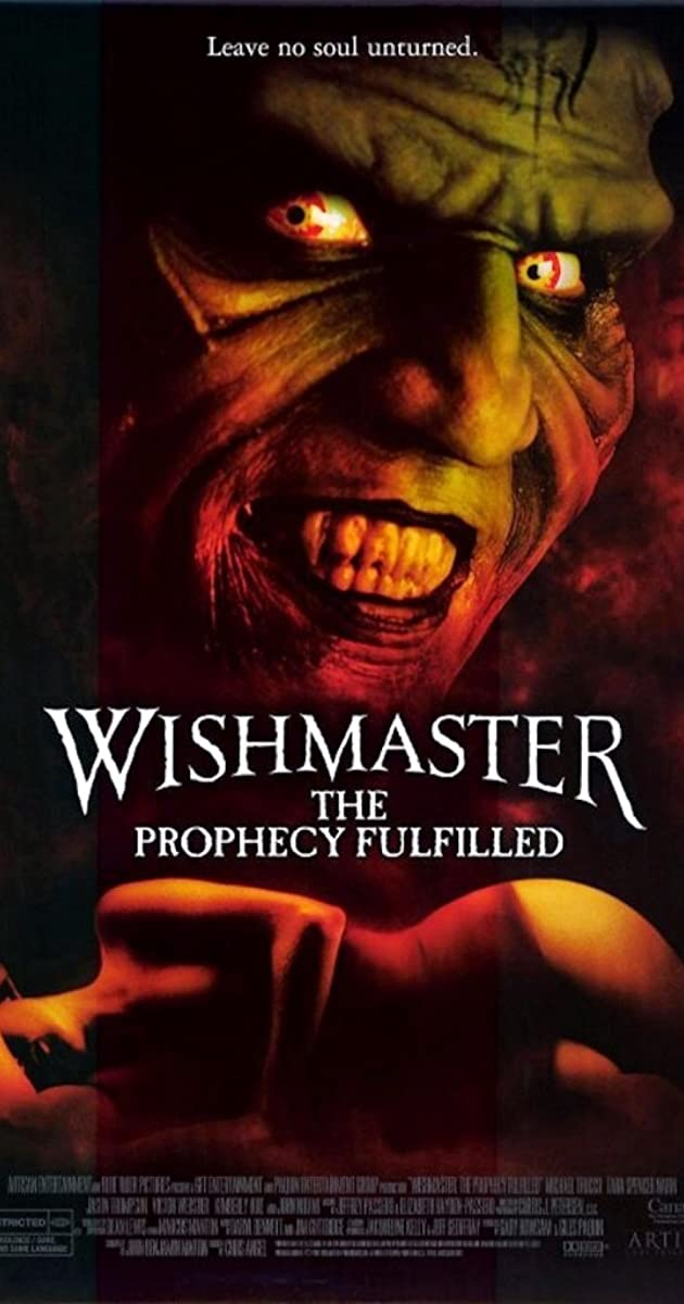 Wishmaster 4: The Prophecy Fulfilled 2002 BRRip