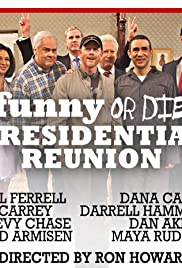 Presidential Reunion Poster