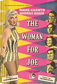 The Woman for Joe Poster