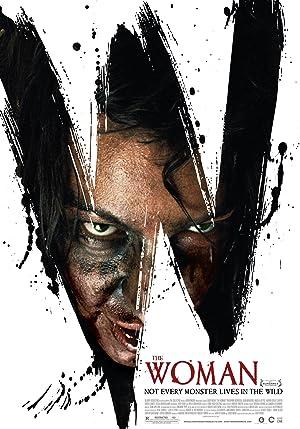A Mulher Selvagem: Nem Todo Monstro Vive na Selva Dublado HD 720p
