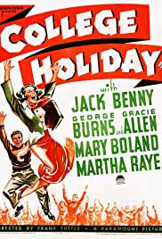 College Holiday Poster