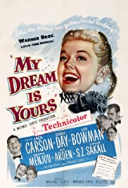 My Dream Is Yours (1949) Poster - Movie Forum, Cast, Reviews