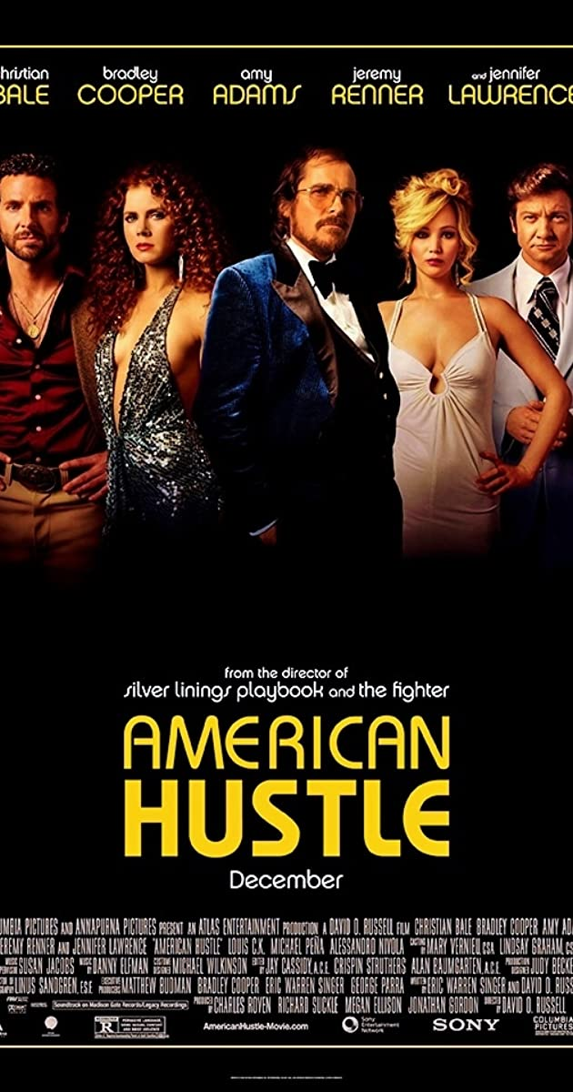 American Hustle Stream Deutsch