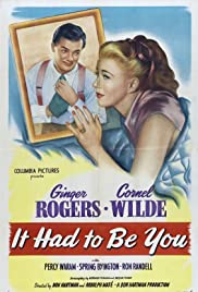 It Had to Be You (1947) Poster - Movie Forum, Cast, Reviews