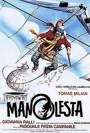 Manolesta Poster