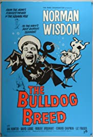 The Bulldog Breed Poster