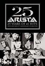 Arista Records' 25th Anniversary Celebration