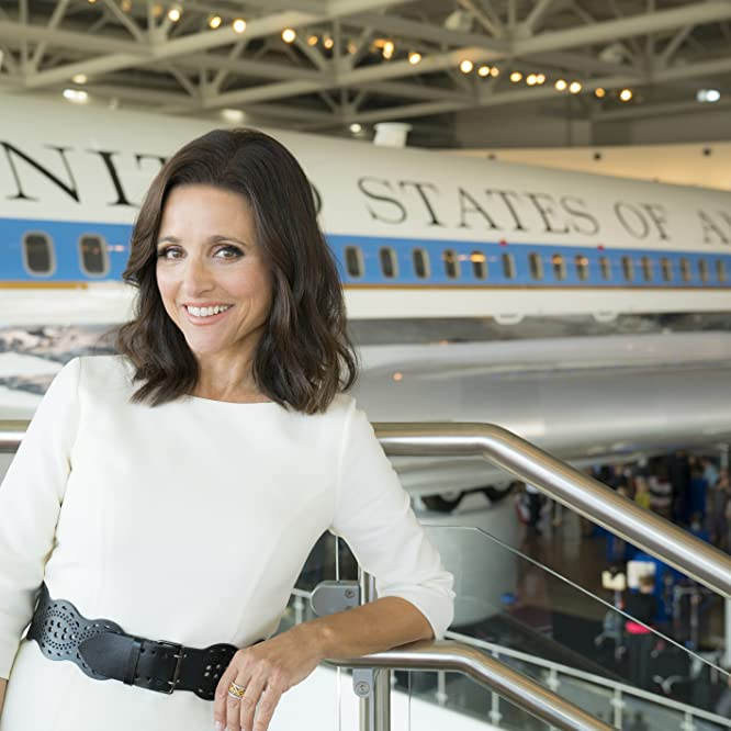 Julia Louis-Dreyfus in Veep (2012)