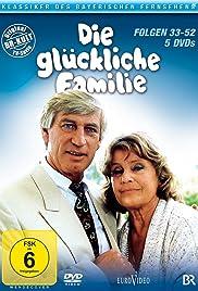 Die glückliche Familie Poster