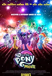 Watch My Little Pony: The Movie Online Free