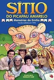 Sítio do Pica-Pau Amarelo Poster