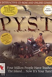 Pyst Poster