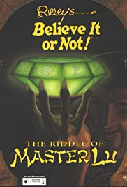 Ripley's Believe It or Not!: The Riddle of Master Lu Poster