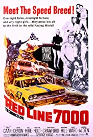 Red Line 7000 (1965) Poster - Movie Forum, Cast, Reviews