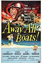 Away All Boats (1956) Poster
