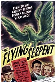 The Flying Serpent Poster