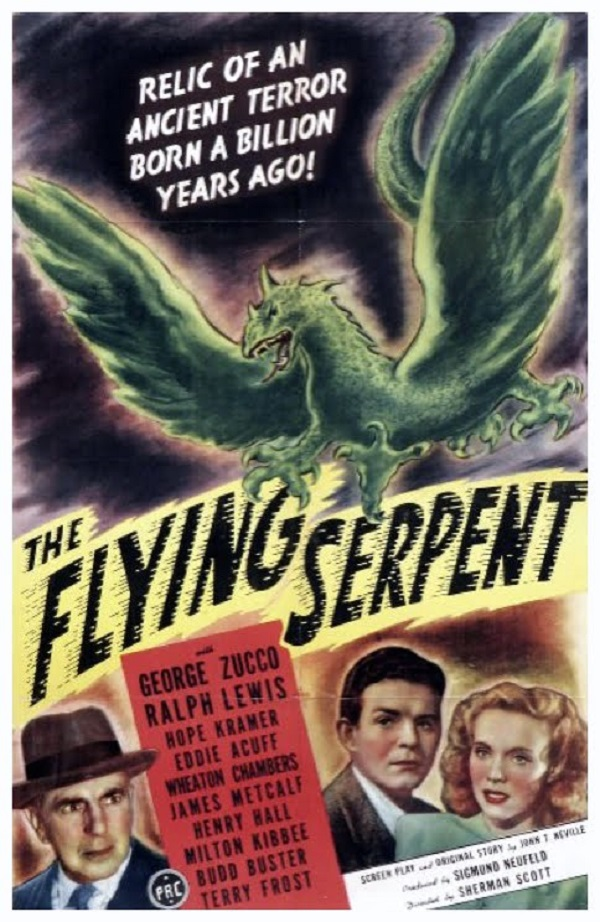 image The Flying Serpent Watch Full Movie Free Online
