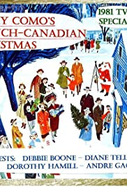 Perry Como's French-Canadian Christmas Poster