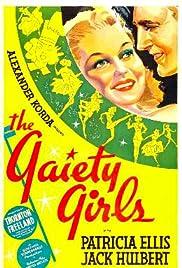 Gaiety Girls Poster