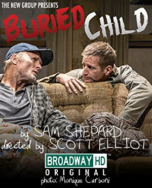 Poster Buried Child