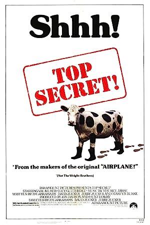 Super Secreto (Top Secret!) (1984) - 1984