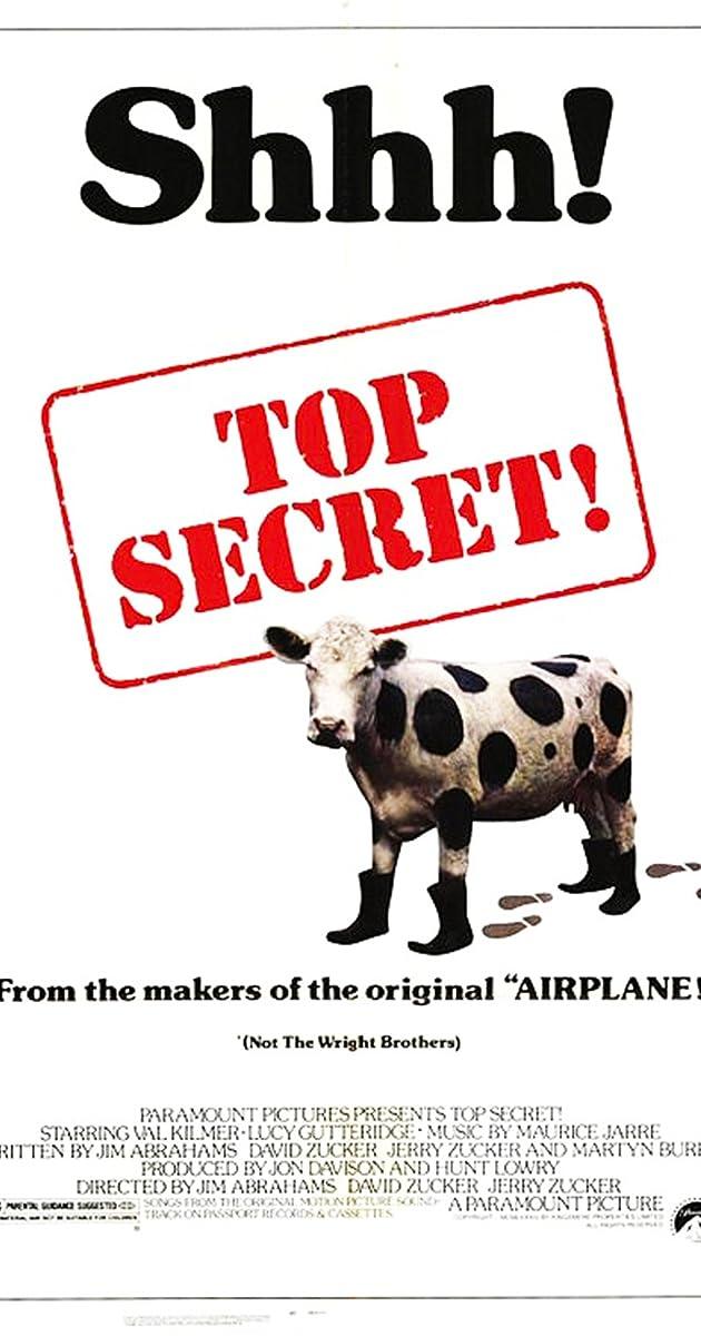 Top Secret! (1984) - IMDb