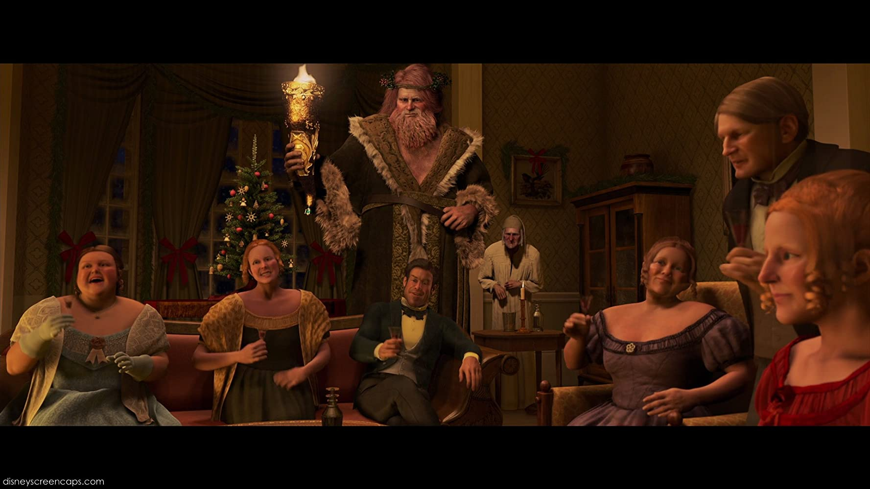 movie plot an animated retelling of charles dickens classic novel about a victorian era miser taken on a journey of self redemption courtesy of several - A Christmas Carol 2009 Cast