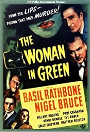 The Woman in Green Poster