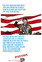 Patton (1970) Poster