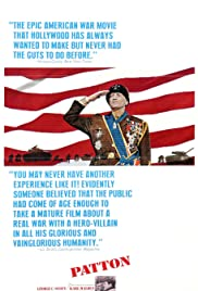 Patton (1970) Poster - Movie Forum, Cast, Reviews