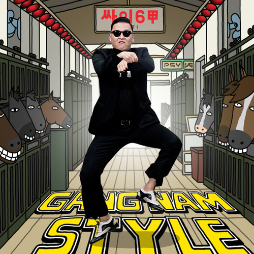 Image result for PSY - GANGNAM STYLE