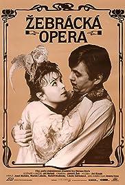 Zebrácká opera Poster