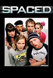 Spaced Poster - TV Show Forum, Cast, Reviews