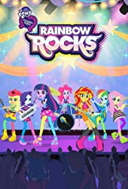 My Little Pony: Equestria Girls - Rainbow Rocks (2014) Poster - Movie Forum, Cast, Reviews