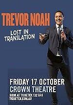 Trevor Noah Lost in Translation(2015)