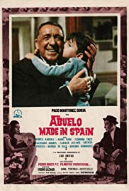 Abuelo Made in Spain Poster