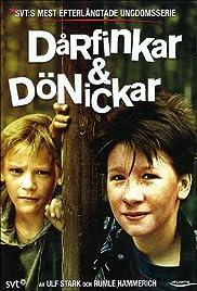 Dårfinkar & dönickar Poster - TV Show Forum, Cast, Reviews