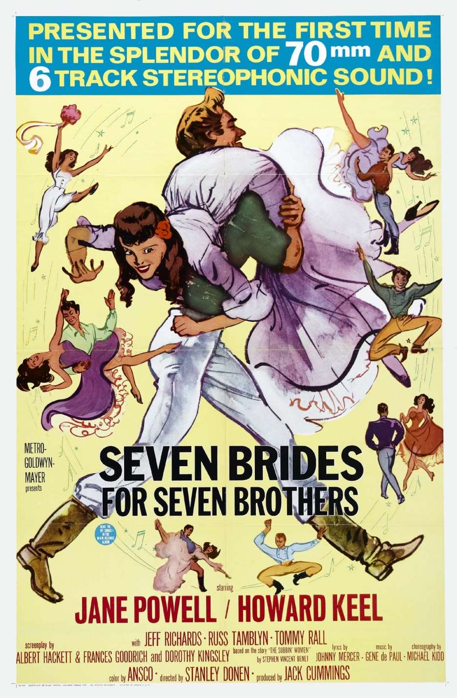 image Seven Brides for Seven Brothers Watch Full Movie Free Online