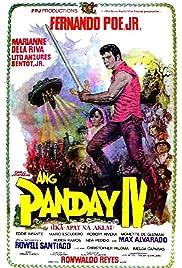 Ang panday IV Poster