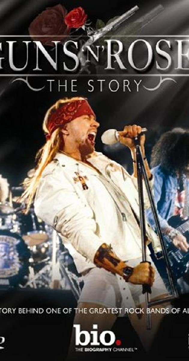 guns n roses the story tv movie 2007 imdb