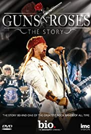 Guns N' Roses: The Story Poster